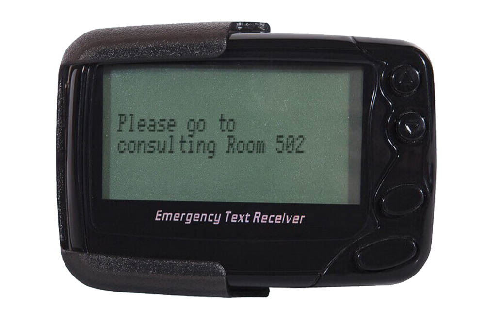 Pager Beeper Pocsag Pager Gp2009n Professional
